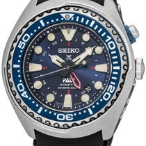 "Seiko Prospex Kinetic GMT ""PADI"" edition"