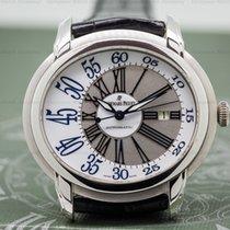 Audemars Piguet Millenary Automatic 18K White Gold Silver Dial