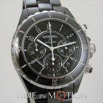 Chanel J12 Chronographe 41mm Automatique Bracelet Céramique +...