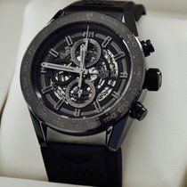 TAG Heuer Carrera Calibre HEUER 01 Black Ceramic