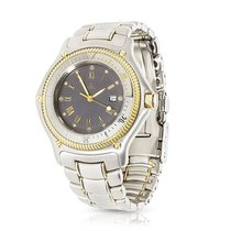 Ebel Discovery 183913 Unisex Watch in 18K Yellow Gold &...