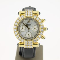 Chopard IMPERIALE Chrono 18KYellowGold (B&P2005) MOPDial 32mm
