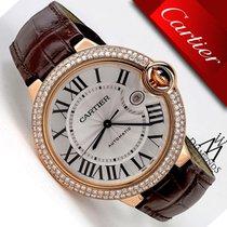 Cartier New Ballon Bleu De Cartier 42mm 18k Rose Gold Datejust...