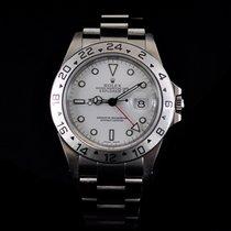 Rolex Explorer II White Dial 40MM Mint Deal