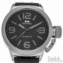 TW Steel Canteen 45mm x 15mm Stainless Steel Men's Automatic...