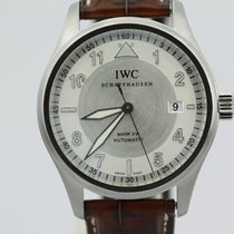 IWC Mark 16 Pilots Spitfire Automatic Iw325502 On Alligator Strap