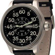 Zeno-Watch Basel OS Pilot Day-Date Observer