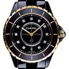 Chanel J12 black dial