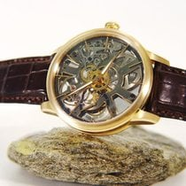 Maurice Lacroix Squelette 18K Rose gold 43 mm Ref. MP7138-PG10...