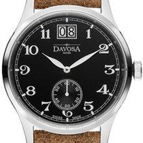Davosa Heritage Big Date Quartz Herrenuhr 162.478.56