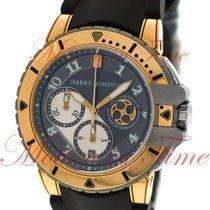 Harry Winston Ocean Diver Project Z2 Chronograph, Anthracite...