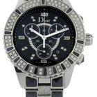 Dior VIII Ø 38 mm Automatic Diamond Bezel $18,200 Retail