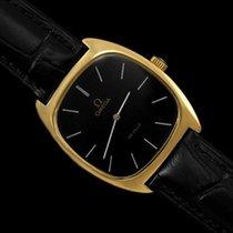 Omega 1978 De Ville Vintage Mens Handwound Ultra Thin Dress Watch