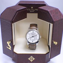 Patek Philippe Stainless Steel Calatrava Very Rare Limited...