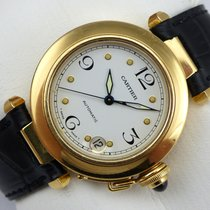 Cartier Pasha Automatic 35 mm - 1035 - Gold 750