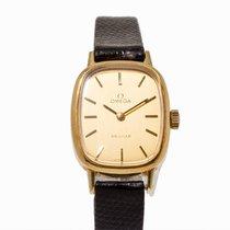 Omega De Ville Gold Ladies' Watch, Ref. 511.0545, c. 1979