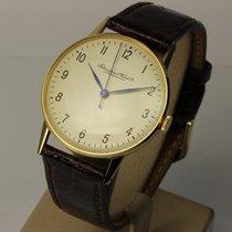 IWC seltene Vintage Uhr 18K Gold Kal. 61 von 1941