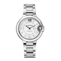Cartier Ballon Bleu Automatic Ladies Watch Ref WE902074