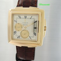 Corum Quadratus Calendar Gold 18k/ 750