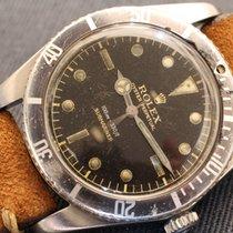 Rolex submariner 5508 radium , spyder tropical dial