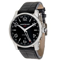 Montblanc TimeWalker GMT Stainless Steel