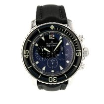 """Blancpain """"Fifty Fathoms Flyback"""""""