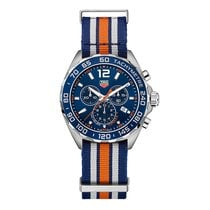 TAG Heuer Formula 1 43mm Chronograph Mens Watch Ref CAZ1014.FC...