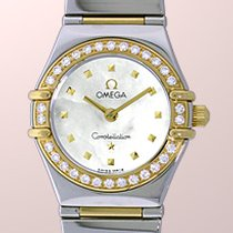 "Omega ""Constellation My Choice""."