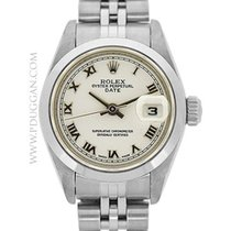 Rolex stainless steel ladies Date