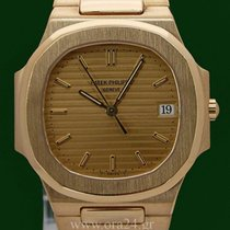 Patek Philippe Nautilus 3900 Yellow Gold Full Set Sigma Dial NOS