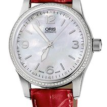 Oris Big Crown Diamonds 73376494966LS
