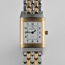 Jaeger-LeCoultre Reverso Ladies 18ct Gold & Steel