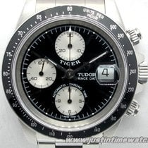 Tudor Prince Date Automatic Chrono Time 79260 box and paper