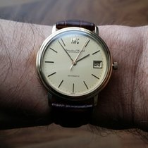 IWC Ref. 3205 18 K Gold Cal. 3254 (serviced) 34mm
