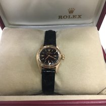 Rolex Lady Oyster Perpetual Rose Gold