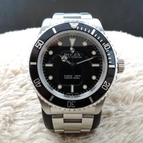 Rolex Oyster Perpetual Submariner 14060 Stainless Steel...