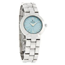 Concord La Scala Diamond Blue Dial Ladies Swiss Quartz Watch...
