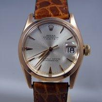 Rolex Date -occ-oro rosa