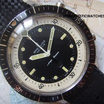 Breitling 1967 EXTREMELY RARE & MINT BREITLING DEEP DIVER...