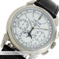 Patek Philippe Ewiger Kalender Chronograph Weißgold 5270G-013