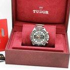 Tudor Heritage Chrono - Ref. 70330N - Box & Karte -...