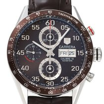 TAG Heuer Carrera Calibre 16 Day-Date Automatik Chronograph 43mm