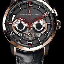 Christophe Claret KANTHAROS - 18K - Red Gold - PVD - Limited...