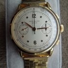 Patek Philippe Chronograph 1579 with Gay Freres gold bracelet