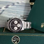 Rolex DAYTONA ref 6263, box & punched paper serial numbers 3