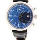 IWC Portuguesse Chronograph Laereus Edition Stainless Steel