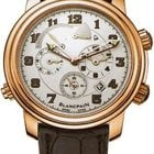 Blancpain Leman Reveil GMT Automatic in Rose Gold