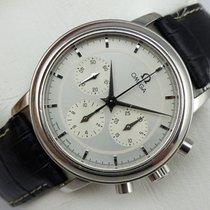Omega De Ville Chronograph Handaufzug - Papiere - aus 2000