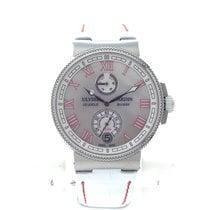 Ulysse Nardin Marine Chronometer Manufacture Lady