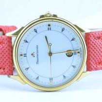 Maurice Lacroix Herren Uhr Stahl Vergoldet Les Classiques 34mm 1